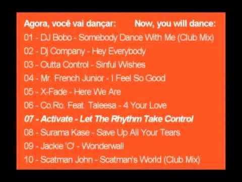 Dance 90 Mix 1993 -1996 Dj BoBo Taleesa Scatman John