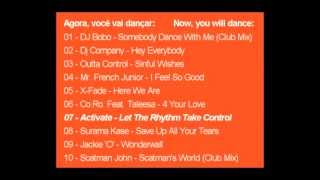 Dance 90 Mix 1993 -1996 Dj BoBo Taleesa Scatman John