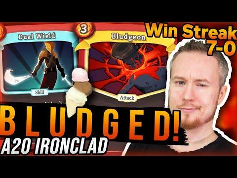 Huge Win Streak: 7-0! B L U D G E D!   Ascension 20 Ironclad Run   Slay the Spire