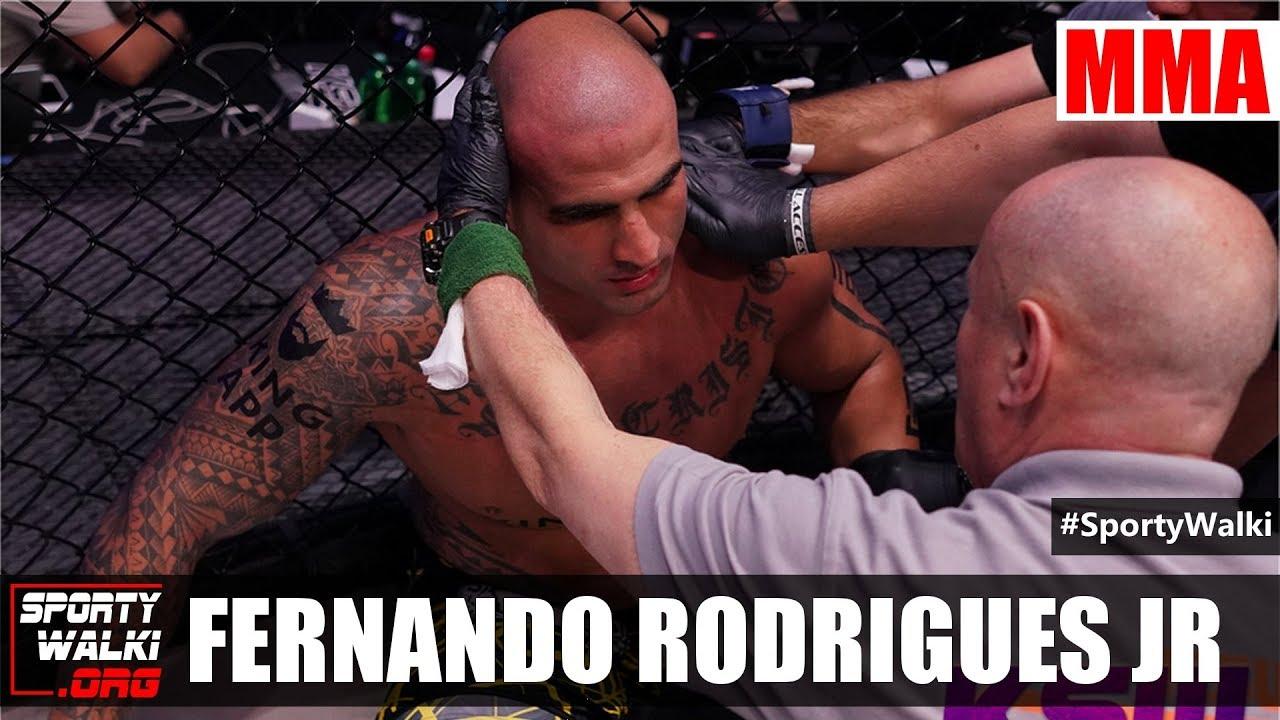 Fernando Rodrigues Jr: Dalej moim celem jest pas KSW