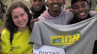 """חניכי """"אחריי!"""" מציגים: ציונות 2012 נוער מוביל שינוי!"""