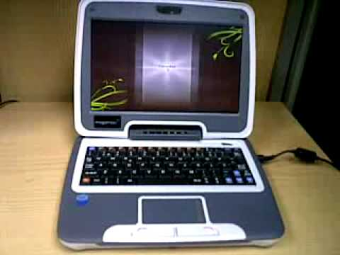 GNU/Linux Canaima Classmate PC