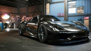 Need for Speed Payback | Porsche 918 Build