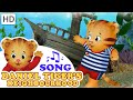 "Daniel Tiger - ""Swimming in the Deep Blue Sea"" SONG"