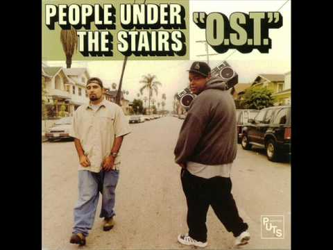 People Under The Stairs - The Dig