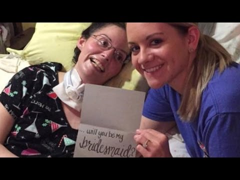 Bride-to-Be Asks Future Sister-in-Law With Brain Injury to Be Bridesmaid