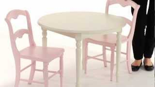 Choose A Beautifully Crafted Play Table For Your Little Princess | Pottery Barn Kids