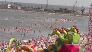 Куда поехать на море. Пляж в г Ейск  Азовское море . Отдых с ребенком на море.(Куда поехать на море. Пляж в г Ейск Азовское море . Отдых с ребенком на море., 2017-01-21T17:26:33.000Z)