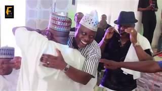 ADEBAYO SALAMI OSOBA IYABO OJO FATHIA BALOGUN DANCE WITH JIDE KOSOKO AS HE CLOCKED 65