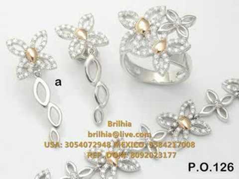 797c65d27f1e Joyeria brilhia en oro plata diamantes joyeria circonias mayoreo y menudeo