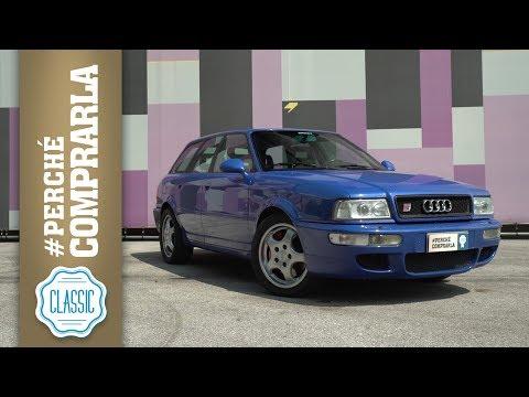 Audi RS2 | Perché comprarla... CLASSIC