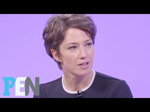 Carrie Coon On Joining The Cast Of 'Fargo' And Her Minnesota Accent  PEN  Entertainment Weekly
