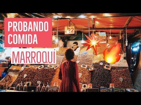 Todo lo que comimos en Marruecos. Trilogía Marrakech III