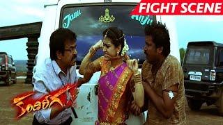 Ram Fights With Sonu Sood - Climax Fight Scene - Kandireega Movie Scenes