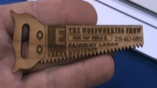 Laser Engraving And Cutting Wood Cnc Machine