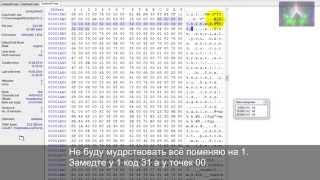 Урок 4- Замена родного кода на свой с помощью Hex-редактора.