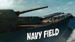 Обзор зрелищного экшен-симулятора морских сражений времен Второй Мировой Войны - Navy Field