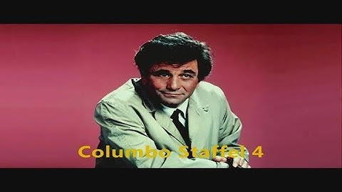 Columbo Staffel 4