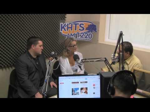 Darbe Nokes: The Credit Gal -- Santa Clarita -- KHTS (July 17, 2014 Part 4)
