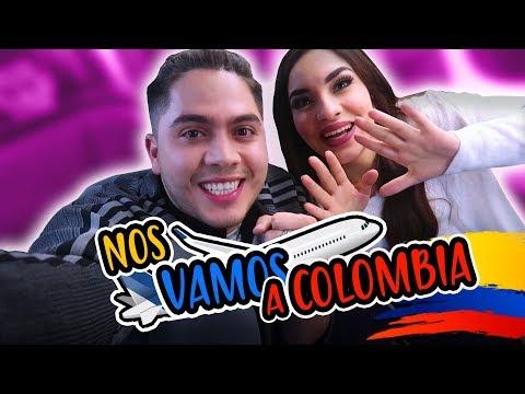 24 HORAS CON MI EX EN COLOMBIA 🇨🇴 😵 JUKILOP