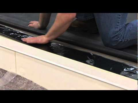 Metal Edge Termination Epdm Detail Ps 1 A Option 1 2