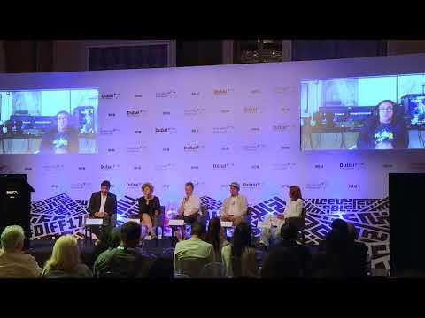 #DIFF17 - Dubai Film Market presents The Masterclass on Immersive Documentary