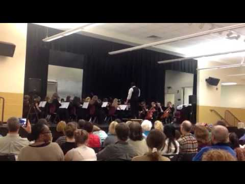 Woodford County Middle School 7th Grade Orchestra