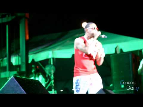 Ludacris Performing 'Southern Hospitality' Live @ International Fest