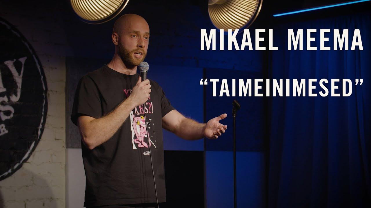 """Mikael Meema - """"Taimeinimesed"""""""