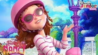 J'Adore Paris Music Video   Fancy Nancy  Disney Junior thumbnail