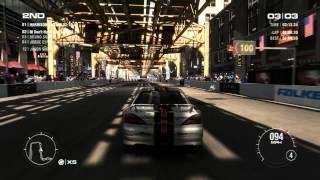 GRID 2 PC Gameplay [HD] - Nissan Silvia S15 Spec-R Rockstar Energy Race Championship WSR Season 1