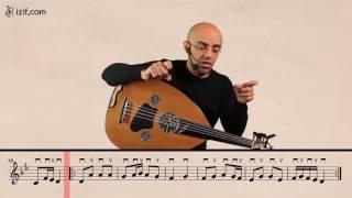 تعليم عزف أغنية الدلعونة | izif.com