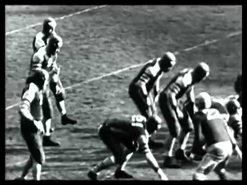 Pro Football New Major Sport 1936