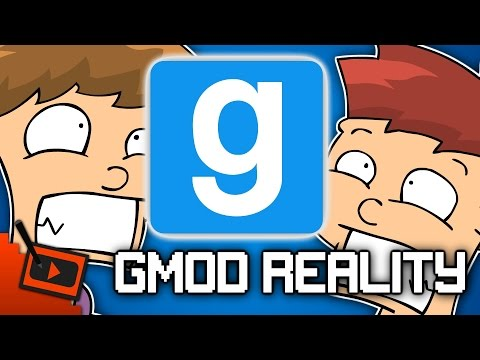 GMOD REALITY | DAGames Animation