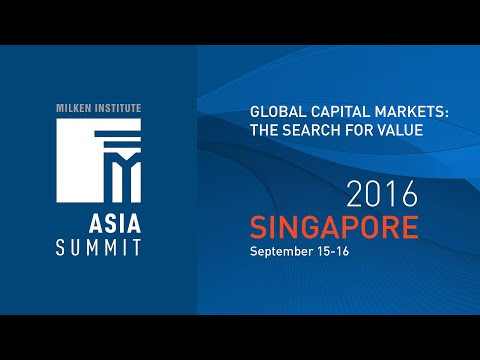 Global Capital Markets The Search for Value