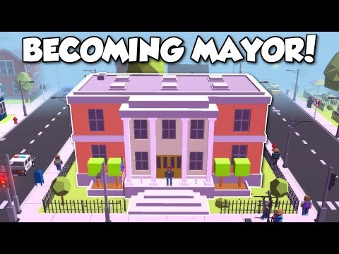 BECOMING THE MAYOR! - Broke Protocol Gameplay - Mayor Job & Update