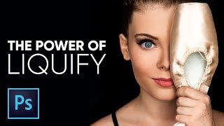 The Amazing Power of Liquify for Portrait Retouching in Photoshop