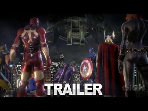 Avengers 2 comic con trailer