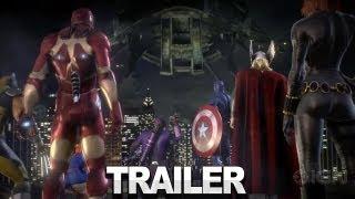 Marvel Avengers: Battle for Earth Trailer - Comic-Con 2012