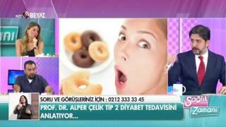 Şeker Hastalığının Ameliyatla Tedavisi - Prof. Dr. Alper Çelik  - Beyaz TV