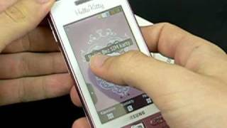 Samsung S5230 Star - Hello Kitty Edition
