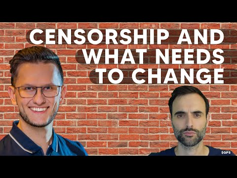 Censorship, Controlled Information, and What Needs To Change