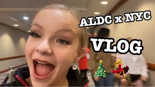 ALDC x NYC! REUNITED!!! // VLOGMAS DAY 3/4 // Pressley Hosbach