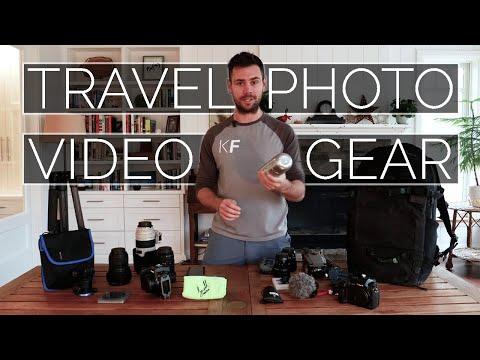 Basic Travel Photography & Video GEAR