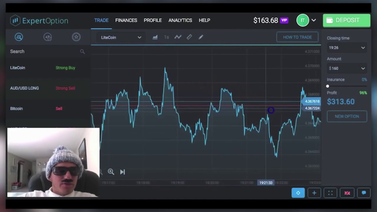 binary options 2 minutes strategy