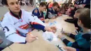 Промо-акція від ХК ''Сокіл'' - Все хокей