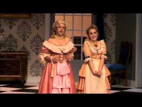 Tartuffe - Act 2, Scene 3 - Dorine & Mariane - Ame...