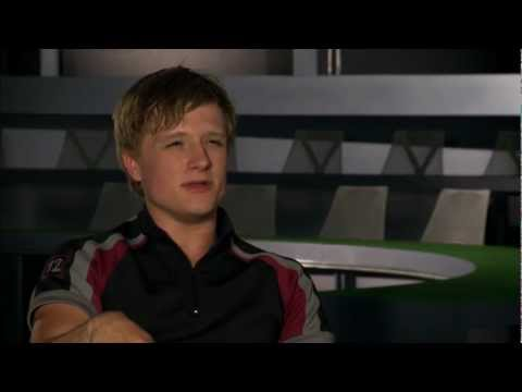 The Hunger Games - Josh Hutcherson Interview