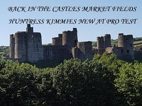 Norman Castle Market Fields-Testing Out Kims new Garrett AT Pro ~South Wales