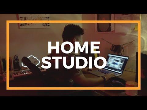 Home Music Studio Setup & Tour | Full Sail University Music Production